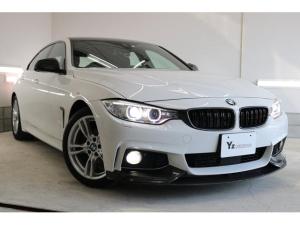 BMW 4シリーズ 420iグランクーペ Mスポーツ Mパフォ装着車
