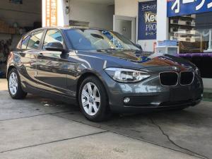 BMW 1シリーズ 116i 新品タイヤ ETC スマートキー HID