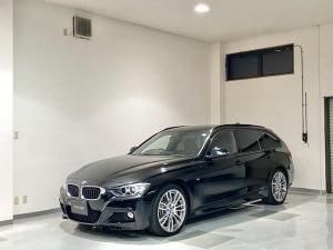BMW 3シリーズ 320dツーリング Mスポーツ M-PERFORMANCEブレーキシステム OP19インチAW インテリジェントセーフティ