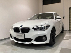 BMW 1シリーズ 118i Mスポーツ インテリジェントセーフティ