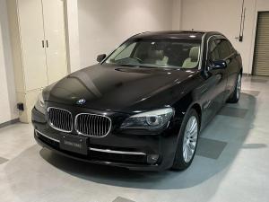 BMW 7シリーズ 740Li 740Li アクティブクルーズコントロール サンルーフ プラスPKG コントラストインテリアカラー