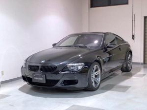 BMW M6 ベースグレード 後期 左H 赤レザー カーボンルーフ Bモニター コンフォートアクセス