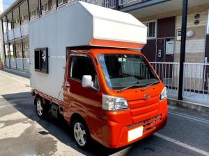 ダイハツ ハイゼットトラック スタンダード 4WD キャンピング オートマ 外部電源 ナビ