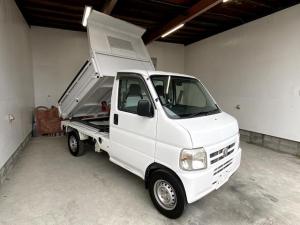 ホンダ アクティトラック ダンプ 4WDデフロック 5MT 電動式
