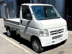 ホンダ アクティトラック SDX フルタイム4WD 5速マニュアル 三方開