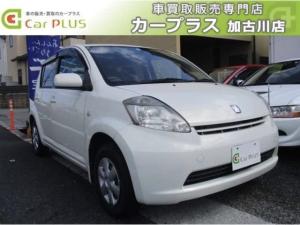 トヨタ パッソ X HIDリミテッド キーレス CD