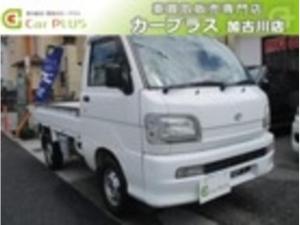 ダイハツ ハイゼットトラック スペシャル ユーザー買取車 5速MT