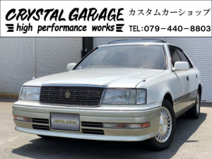 toyota crown royal touring 2500