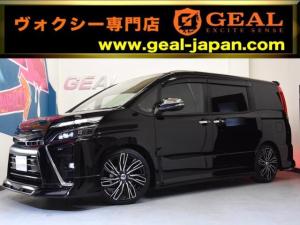 トヨタ ヴォクシー ZS 煌IIアドミレイションコンプ新品RAYS19AW車高調