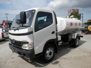 トヨタ ダイナトラック 散水車 4000L PTO式 No.A043