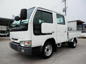 日産 アトラストラック 積載1.25t Wキャブ No.B021