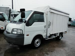 マツダ ボンゴトラック DX 移動販売 カーテン車