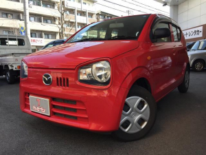 マツダ キャロル GL ユーザー買取車 純正オーディオ ETC シートヒーター