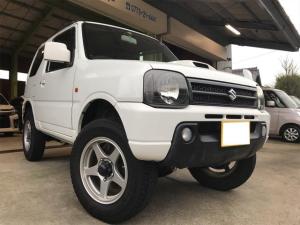 スズキ ジムニー XC 4WD 5速ミッション リフトアップ AW ETC