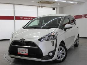 トヨタ シエンタ G 1.5ガソリン車・トヨタセーフティーセンス・純正SDナビ・フルセグTV・Bluetooth・バックガイドモニター・ドライブレコーダー・両側電動スライドドア・オートエアコン