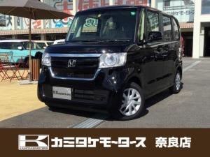 ホンダ N-BOX G・Lホンダセンシング アイドリングストップ キーレス シートヒーター バックカメラ ETC