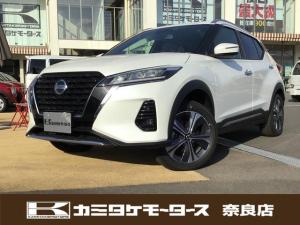 日産 キックス X コンパクト・SUV・e-POWER