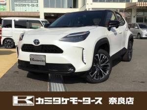 トヨタ ヤリスクロス Z SUV・キーフリー・電動格納ミラー