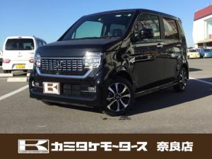 ホンダ N-WGNカスタム Lホンダセンシング 軽自動車・電動パーキングブレーキ・ETC