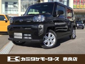 ダイハツ タフト G 軽自動車・キーフリー・電動パーキングブレーキ