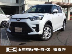 トヨタ ライズ X S SUV・ターボ車・スマートアシスト