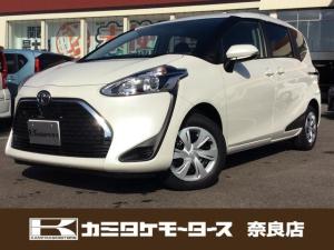 トヨタ シエンタ X 7人乗り・キーフリー・バックカメラ