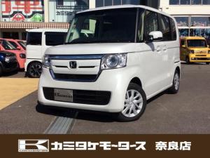 ホンダ N-BOX  軽自動車・キーフリー・片側電動スライドドア
