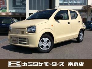 スズキ アルト F 軽自動車・キーレス・MTモード付 5AGS