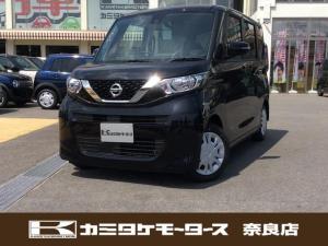 日産 ルークス X 軽自動車・キーレス・片側電動スライド