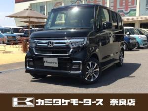 ホンダ N-BOXカスタム L 軽自動車・キーフリー・片側電動スライド