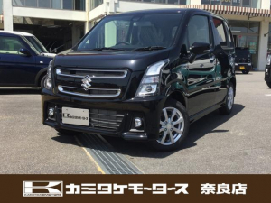 スズキ ワゴンRスティングレー ハイブリッドX ハイブリッドX(4名)軽自動車・キーレス・電動格納ミラー