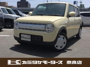 スズキ アルトラパン G 軽自動車・キーフリー・シートヒーター