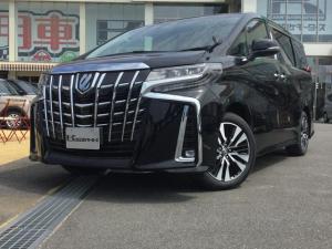 トヨタ アルファード 2.5S Cパッケージ ツインムーンルーフ・キーフリー