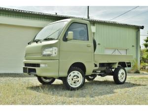 ダイハツ ハイゼットトラック スペシャル 全塗装 リフトアップ 14アルミ