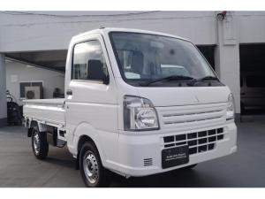 三菱 ミニキャブトラック M 4WD 5MT 届出済未使用車