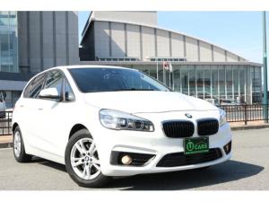 BMW 2シリーズ 218iアクティブツアラー バックカメラ リアコーナーセンサー ヘッドアップディスプレイ アクティブクルーズコントロール