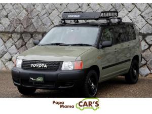 トヨタ サクシードバン UL Xパッケージ オリジナルツートンカラー カスタム