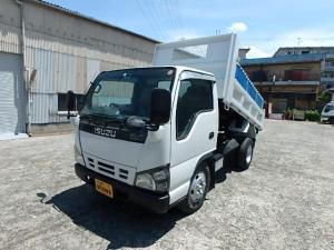 いすゞ エルフトラック 3tダンプ