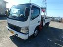三菱ふそう/キャンター ユニック製URV260-3段クレー付きトラック