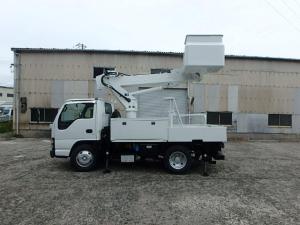いすゞ エルフトラック 9.7M高所作業車 SK10Bアイチ製