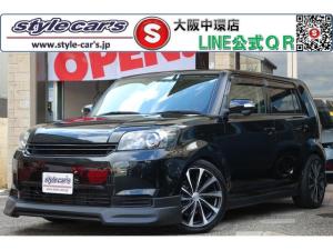 トヨタ カローラルミオン 1.5G 18インチAW 新品フルエアロ 新品ローダウン SDナビ フルセグ ETC HID スマートキー