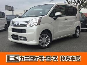 ダイハツ ムーヴ X SAIII 軽自動車・福祉車両・フロントシートリフト