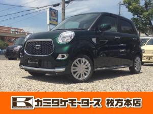 ダイハツ キャスト スタイルX 軽自動車・キーフリー・オートエアコン