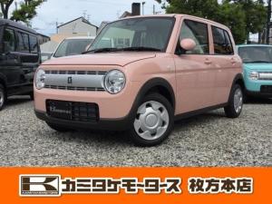 スズキ アルトラパン L 軽自動車・キーフリー・シートヒーター