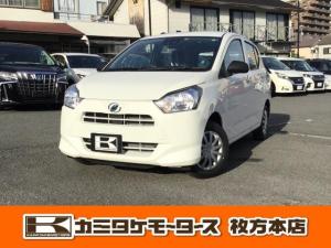 ダイハツ ミライース L SAIII 軽自動車・キーレス・アイドリングストップ