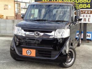 ホンダ N-BOXスラッシュ X キーフリー プッシュスタート アイドルストップ HIDヘッドライト オートライト シートヒーター ステアリングヒーター