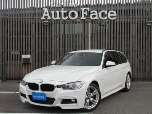 BMW 3シリーズ 320dツーリング Mスポーツ 純正ナビTV DVD Bluetooth Bカメラ インテリジェントS ETC