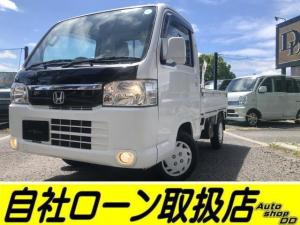 ホンダ アクティトラック 5速車 エアコン・パワステ・パワーウィンドー・キーレス付