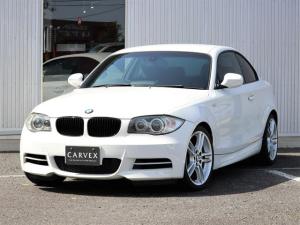 BMW 1シリーズ 135i 9月はBMWセール月間!期間限定価格にてご案内さしあげております Mスポーツ 直6ツインターボエンジン CIC HDDナビ
