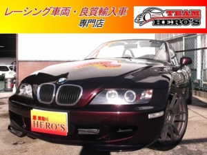 iBMW BMW Z3ロードスター RAYS18アルミ マフラー